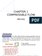 Chapter 1 Compressible Flow-1