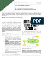 Review of Multimodal Biometric
