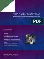 Curs Online Marketing