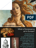 Art of the Renaissance Period