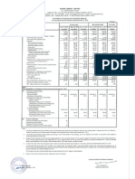 Financial Results with Investor Update & Limited Review for Dec 31, 2014 (Standalone) [Result]