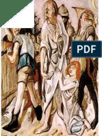 Max Beckmann - pinturas y grabados