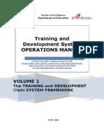 Volume1_T&D System Framework V10 2010
