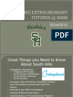 Chad Smith Principal South Hills | Info & Images