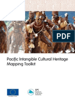 Pacific Intangible Cultural Heritage Mapping Toolkit - By Sipiriano Nemani - Secretariat of the Pacific Community (SPC) Fiji - 2012