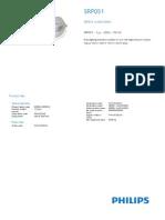 SRP 051 Leaflet