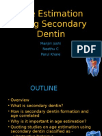 Age Estimation Using Secondary Dentin (3) (2)