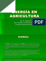 Energía en Agricultura-2009