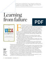 The VUCA Company-Book Review