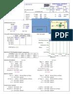 RCC81 Foundation Pads