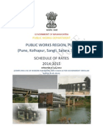 Pwd Dsr Pune 2014-15