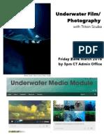 Intro - Underwater Module