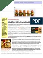 McD Burger Business