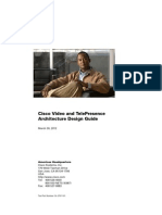Cisco Video and TelePresence