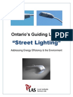 """Street Lighting"""