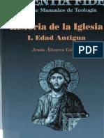 Alvarez Jesus Historia de La Iglesia 01