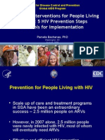 5 HIV Prevention Steps_PBachanas.ppt