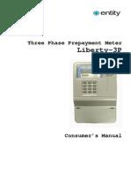 Electricity Meter - Liberty3PManual