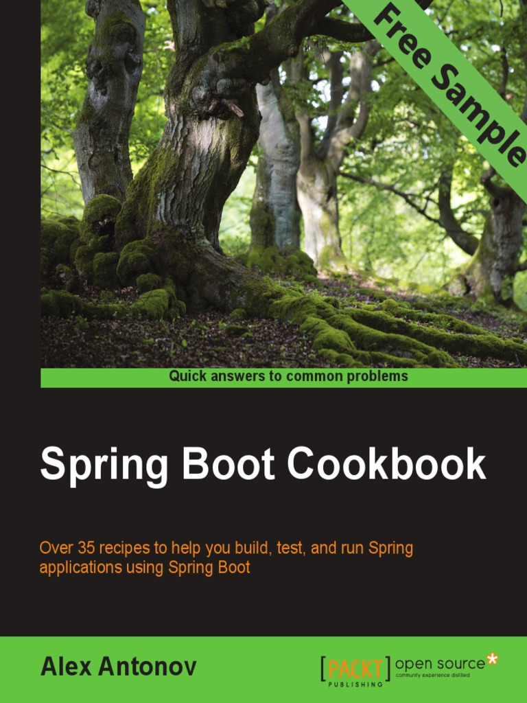 Spring boot cookbook sample chapter application programming spring boot cookbook sample chapter application programming interface databases malvernweather Image collections