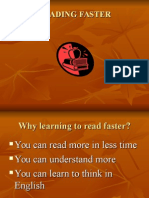 Faster Reading