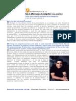 Serie Entrevistas. 18 Chopra 2