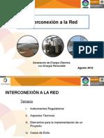 Interconexion a La Red