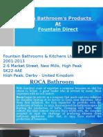 Roca Bathroom