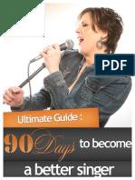 90 Day Singer