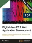 Digital Java EE 7 Web Application Development - Sample Chapter