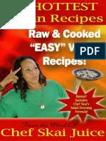 25 Hottest Vegan Recipes - Juice, Chef Skai.pdf