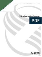 Voice Evacuation Systems