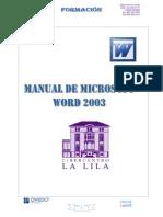 Word 2003 - Manual