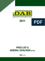 Catalog DAB