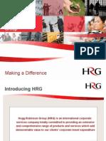 Hogg Robinson Group Presentation.ppt