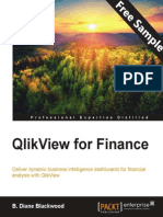 QlikView for Finance - Sample Chapter