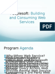 Peoplesoft WebService Architecture