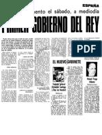 12/12/1975 Cambio de Gobierno