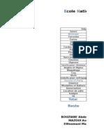Rapport Financier Int 2k15