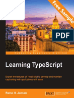 Learning TypeScript - Sample Chapter