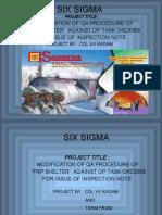 6-Sigma Pres_Col Kadam