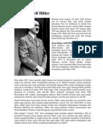 Sejarah Adolf Hitler