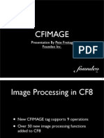 Cfimage Presentation