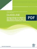 Sterile Stock Storage V1.0