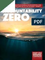 Accountability ZERO
