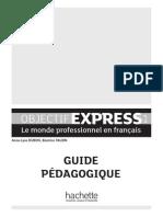 Objectif Express Pedagogic
