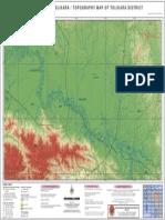 Peta Topografi Tolikara