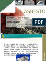 Asbesto Finales