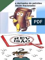 destilaçao fraccionada