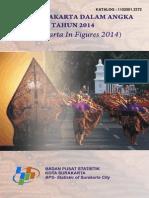 Surakarta Dalam Angka 2014