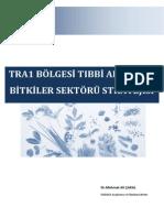 Tra1 Bolgesi Tibbi Aromatik Bitkiler Sektoru Strateji Dokumani